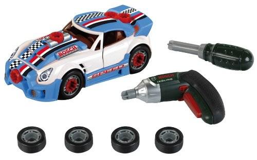 Theo Klein Bosch Car Tuning Set, Kinderwerkzeug