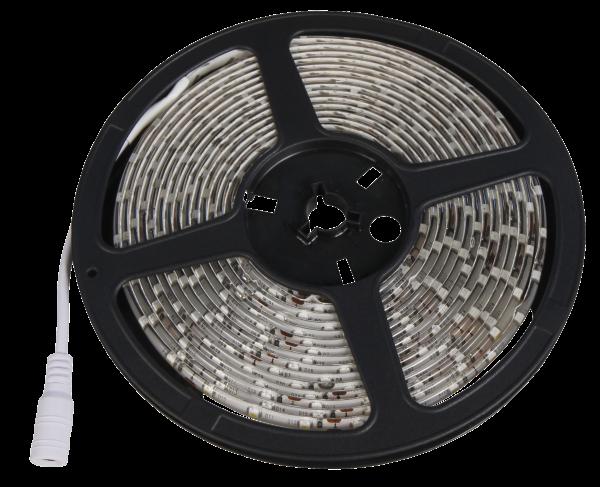 LED-Stripe McShine, 5m, warmweiß, 300 LEDs, 12V, IP65, selbstklebend