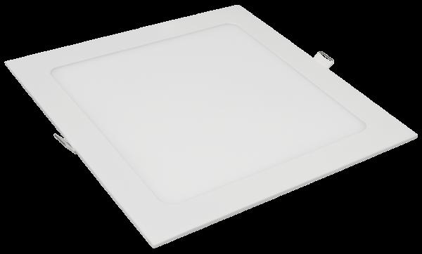 LED-Panel McShine ''LP-1822SW'', 18W, 225x225mm, 1.200 lm, 3000K, warmweiß