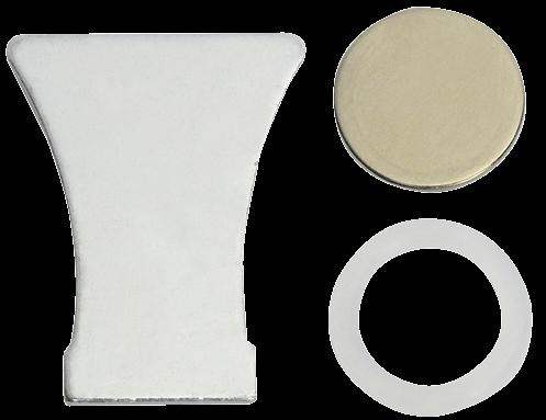 Ersatzmembran füŸr Ultraschall-Nebler, 16mm-Ø