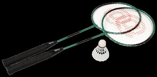 Badminton-Set, 4-teilig