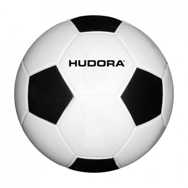 Hudora Fußball Softball aus Schaumstoff Gr. 4