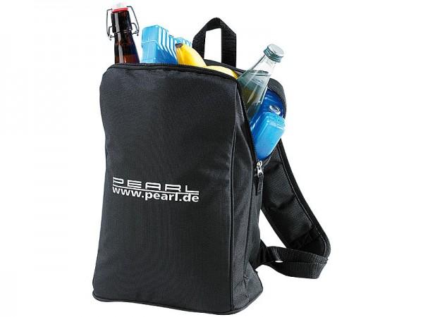 Kühltaschen-Rucksack mit praktischer Hand-Trageschlaufe, 13 Liter
