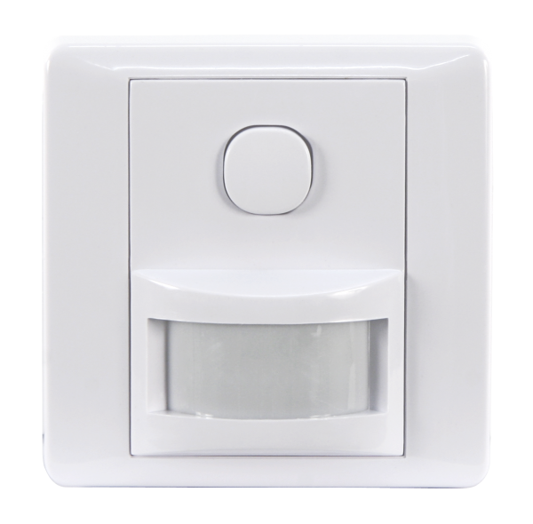 Bewegungsmelder McShine, 120° ''LX-11UP'' weiß, LED geeignet